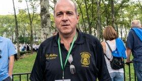 Sergeants Benevolent Association president Ed Mullins...