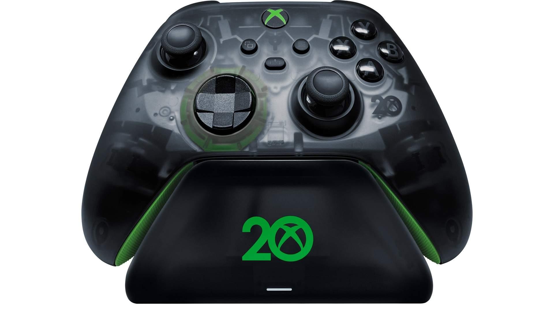 Xbox Celebrates 20 Years of Play