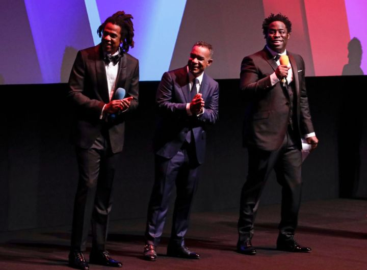 """""""The Harder They Fall"""" World Premiere - 65th BFI London Film Festival"""