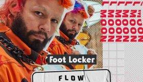 foot locker x flow original