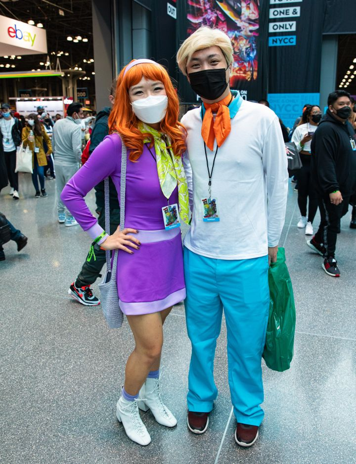 Fred & Daphne (Scooby Doo)