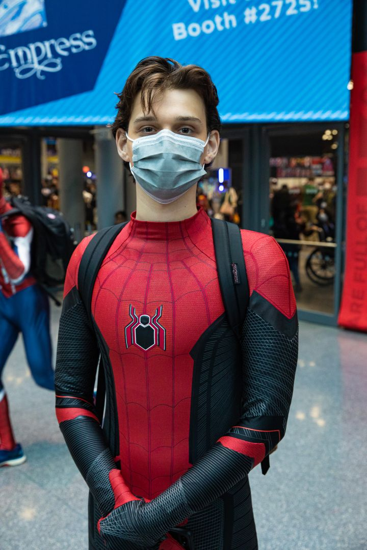 Peter Parker/ Spider-Man