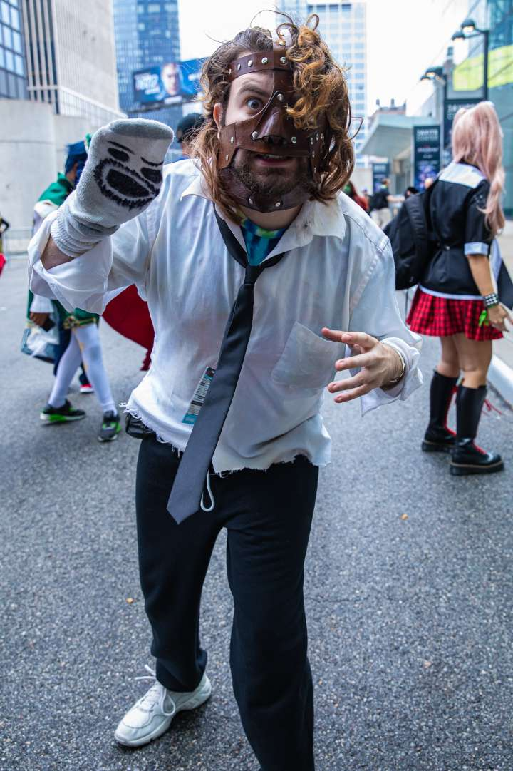Mankind and Socko