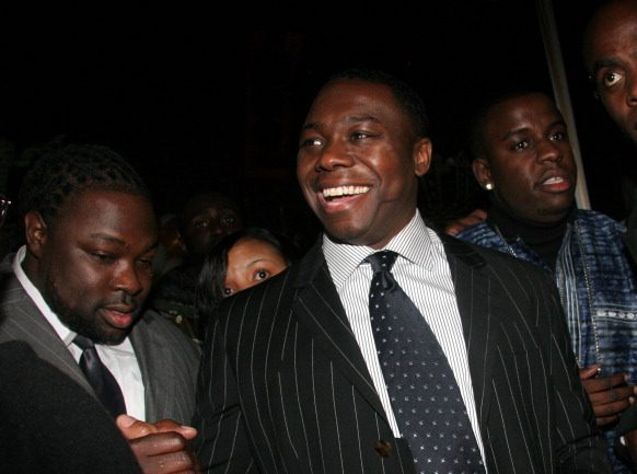 Jimmy Henchman, Ed Lover and Shakim Compere Birthday Party - February 1, 2006
