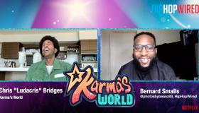 Karma's World Hip-Hop Wired Interview