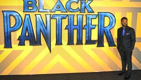 Black Panther European Premiere