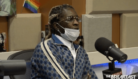 Young Thug x The Breakfast Club