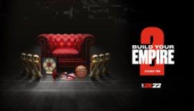 NBA 2K22 Season 2 'Build Your Empire'