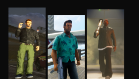 Grand Theft Auto Trilogy: The Definitive Edition