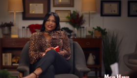 Nia Long x Old Spice